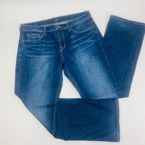 Lucky Brand Womens Jeans 14 Blue Easy Rider